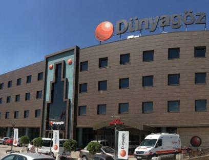 Dünya Göz Hastanesi - Konya