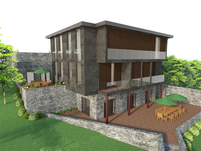 Kireçburnu Villa