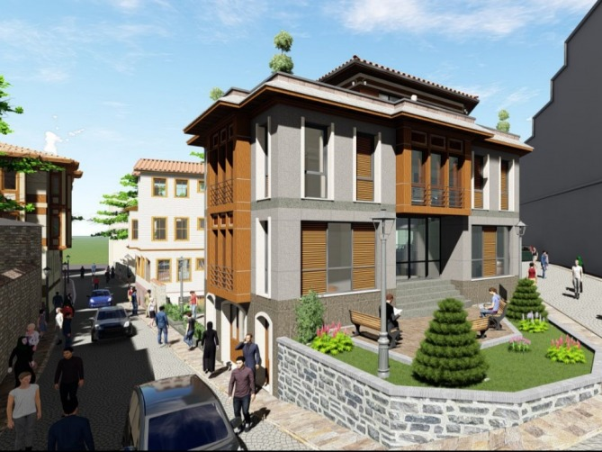 Süleymaniye Kentsel Yenileme Projesi