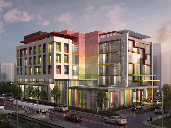 Erciyes Çocuk Hastanesi / Kayseri