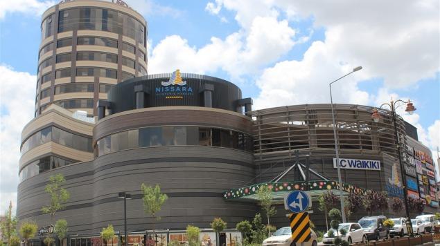 Nissara AVM   & Crowne Plaza