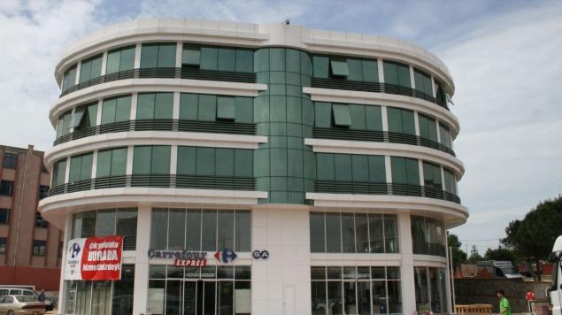 Yazıcı İş Merkezi
